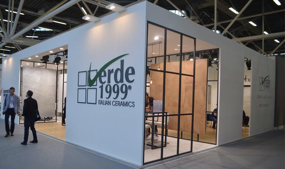 Cersaie verde ecodesign srl for Cersaie 2017 espositori